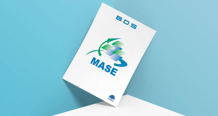 BDS obtient la certification MASE pour trois ans !