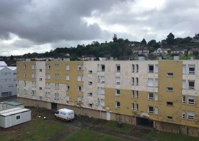 Désamiantage, curage et démolition totale de 2 bâtiments à Brive (19)
